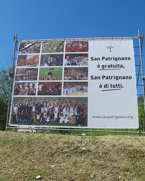 Ma chi comanda a San Patrignano?