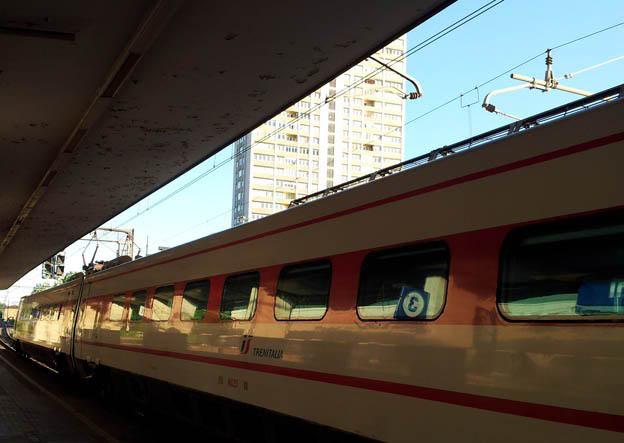 In treno gratis per una vacanza a Rimini, Riccione e Cattolica