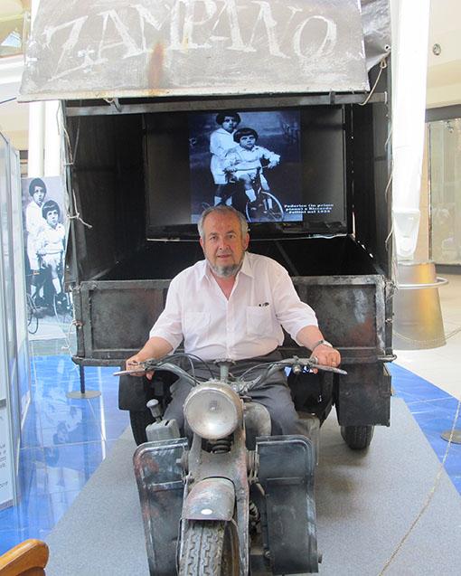 Monumento a Scureza, per riappropriarsi di Fellini
