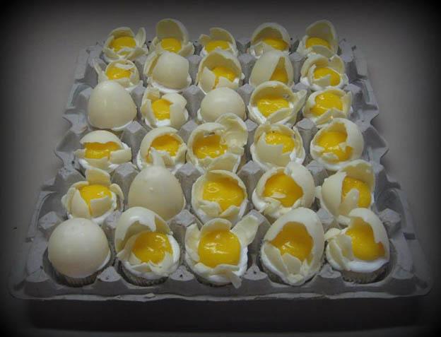 Chi rompe le uova, paga!