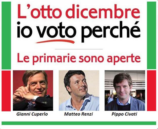 A Rimini ci sono 20 buone ragioni per votare alle primarie del Pd