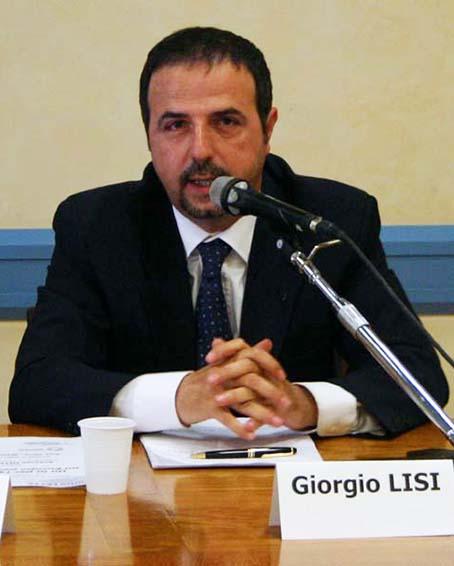 Giorgio Lisi sta coi Popolari per l'Italia