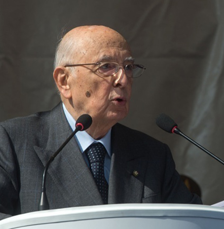 Napolitano il 5 giugno in visita a San Marino