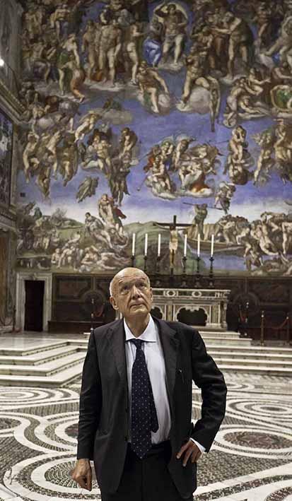 Paolucci tesse le lodi dell'assessore alla cultura del Comune di Rimini
