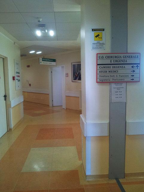 Viaggio in una eccellenza ospedaliera: la chirurgia dell'Infermi di Rimini