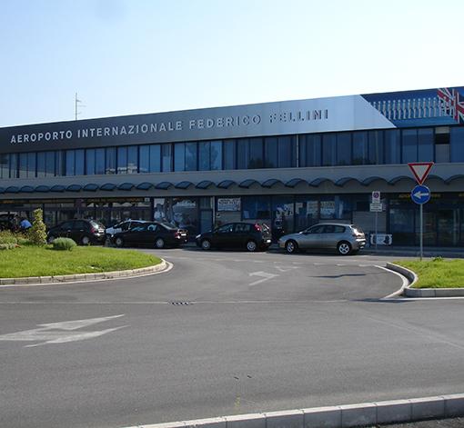 L'aeroporto riapre il 1° aprile, Pizzolante number one, Maggioli esterna sul Trc ma su Airiminum…