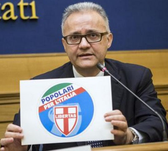 Primarie Pd: i Popolari di Mario Mauro tirano la volata a Richetti