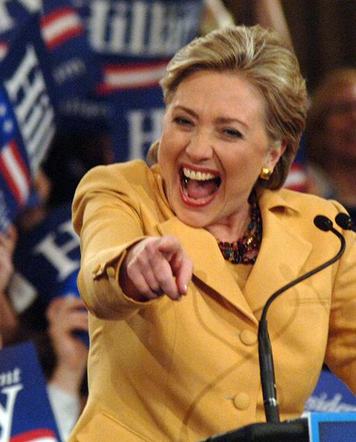 """Hillary Clinton a sostegno di una cordata del """"Fellini"""""""