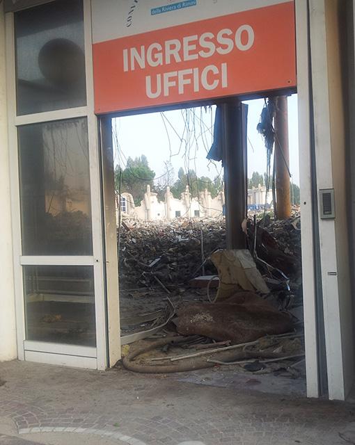 Giù il Centro congressi di Rimini, 25 anni fa costò 10 miliardi