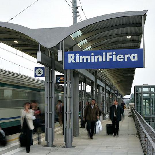 Lorenzo Cagnoni: la ferrovia è rock, l'aeroporto è lento