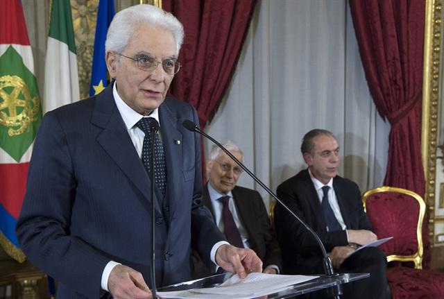 """Mattarella: """"Marvelli esempio di solidarietà e impegno a difesa dei più deboli"""""""