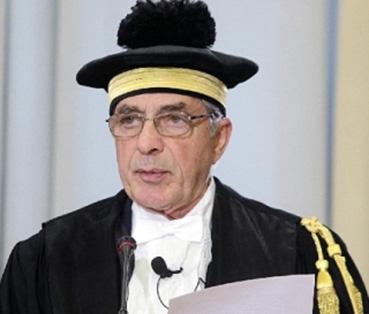 """Il """"laureato Funelli"""" fa scuola: citato al via dell'anno giudiziario della Corte dei Conti"""