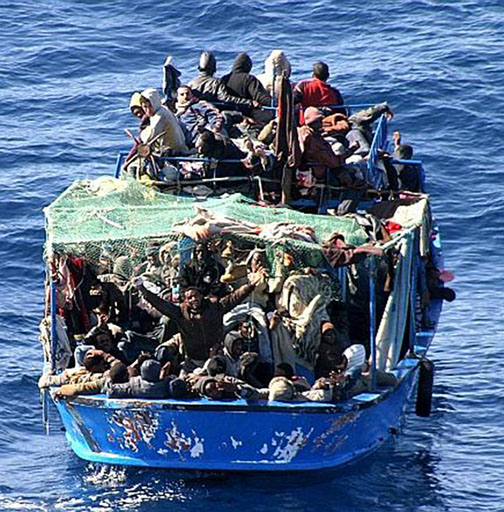 Dietro l'affaire migranti