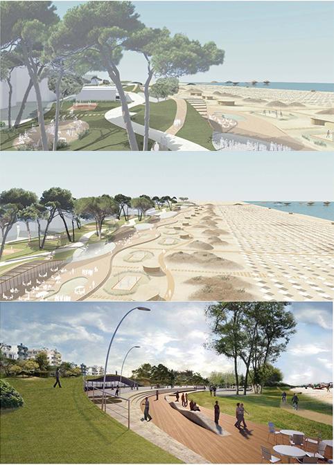 Il Parco del mare e le manifestazioni d'interesse ignote