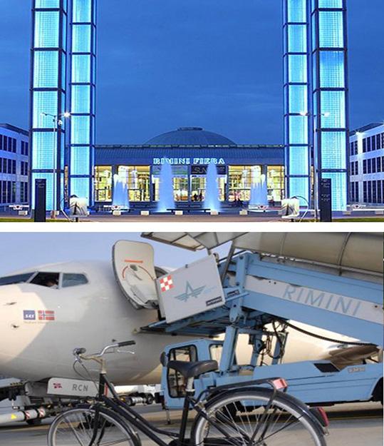 Ecco come Bologna vuole prendersi Fiera e aeroporto di Rimini