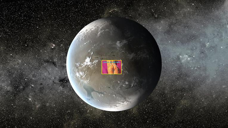 Nello spazio c'è un altro pianeta Terra, somiglia molto a Rimini