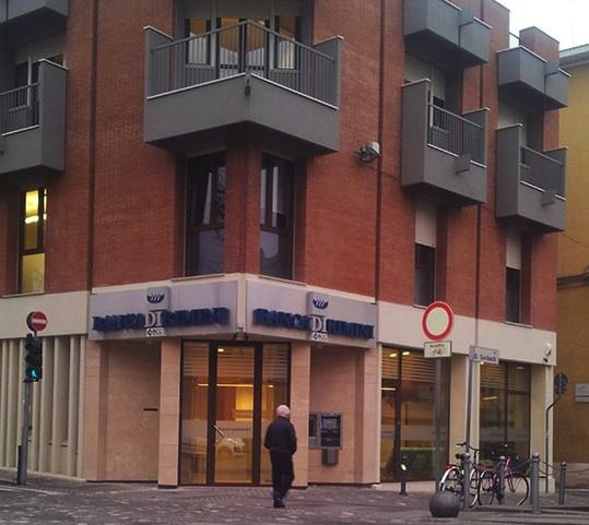 E' fusione fra Banca di Rimini e Bcc Valmarecchia