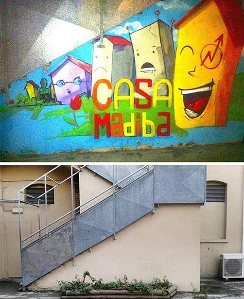 Murales di Casa Madiba, Pulini la soluzione ce l'avrebbe