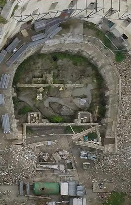 Straordinaria scoperta sotto al Galli, ma per chi conosce la storia…
