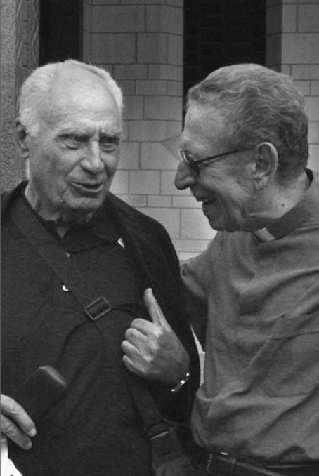 """Addio a """"don Ciccio"""", grande amico di don Ugolini"""