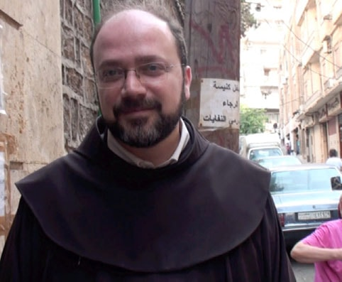 La testimonianza (audio) di padre Ibrahim Alsabagh all'Appello all'Umano