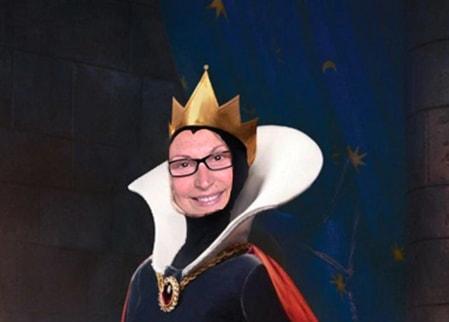 La strega cattiva