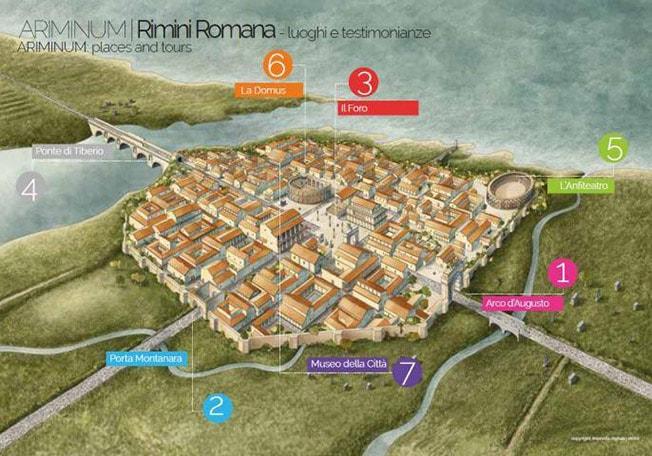 """Le recensioni dei visitatori sull'Anfiteatro romano: """"Una vergogna per la civilissima Rimini"""""""