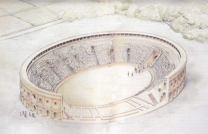 """""""Violazione del vincolo monumentale"""": Rufo Spina annuncia importanti novità sull'Anfiteatro"""