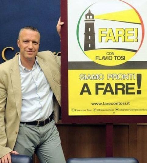 Anche il movimento di Flavio Tosi sta con Camporesi