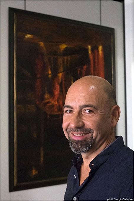 Davide Frisoni spiega perché si candida e sull'assessorato alla Cultura ha idee da spendere
