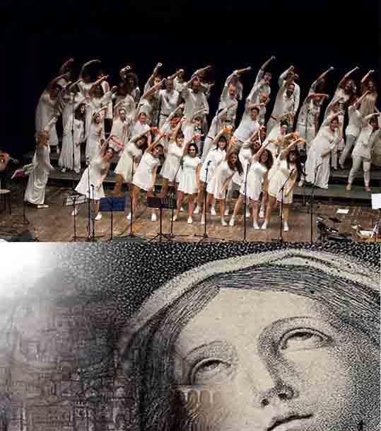 Cori in concerto al Novelli e nella chiesa di Santa Chiara