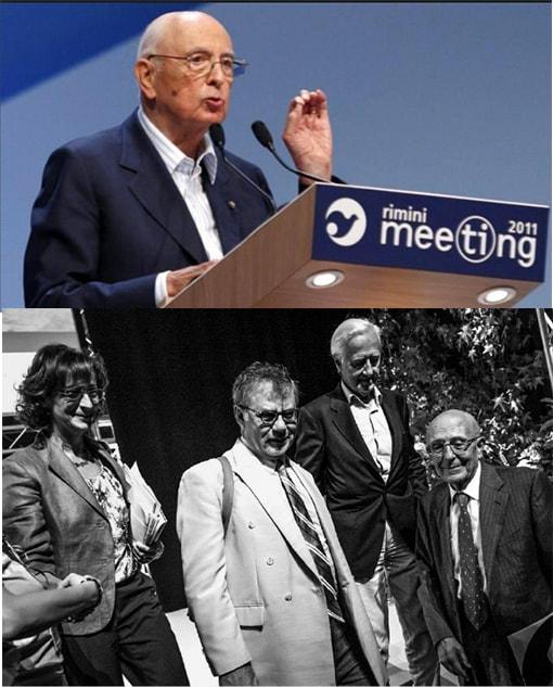 Il miracolo di San Giorgio Napolitano al Meeting di Rimini