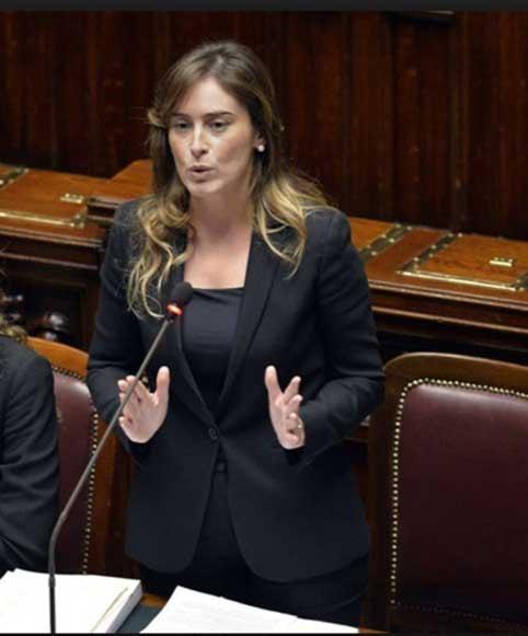 Giallo sulla toccata e fuga del ministro Boschi al Meeting di Cl