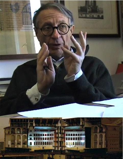 """""""Il recupero del Teatro Galli? Uno scempio"""". Intervista all'architetto Cervellati"""