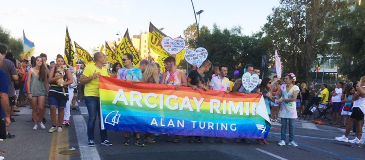 Quanti gay vivono a Rimini?
