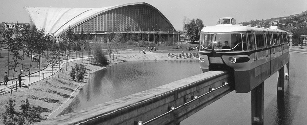 Altroché Trc: ecco la monorotaia che avrebbe risolto i problemi della viabilità a Rimini