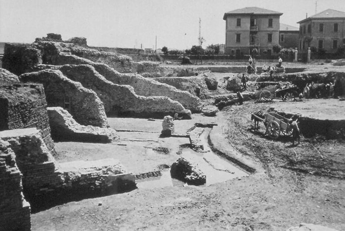 """Anfiteatro, prof. Ortalli: """"Nel sottosuolo ci sono significativi resti delle fondazioni murarie"""""""
