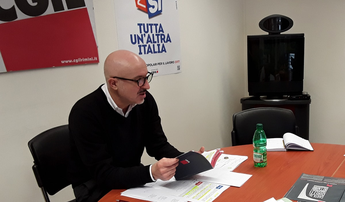 Encefalogramma piatto per il mercato del lavoro a Rimini: i dati della Cgil