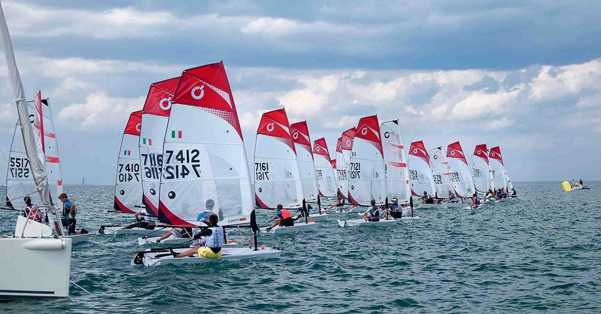 I giovani e il mare. La sfida vincente del Club Nautico Rimini