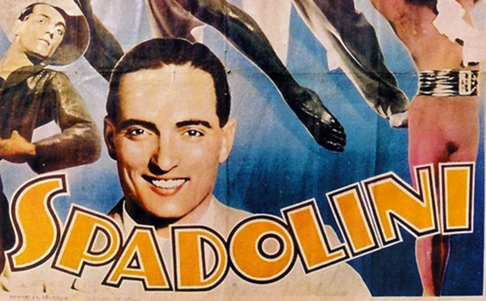 La vita esagerata di 'Spadò' (ennesima storia di incuria civica)