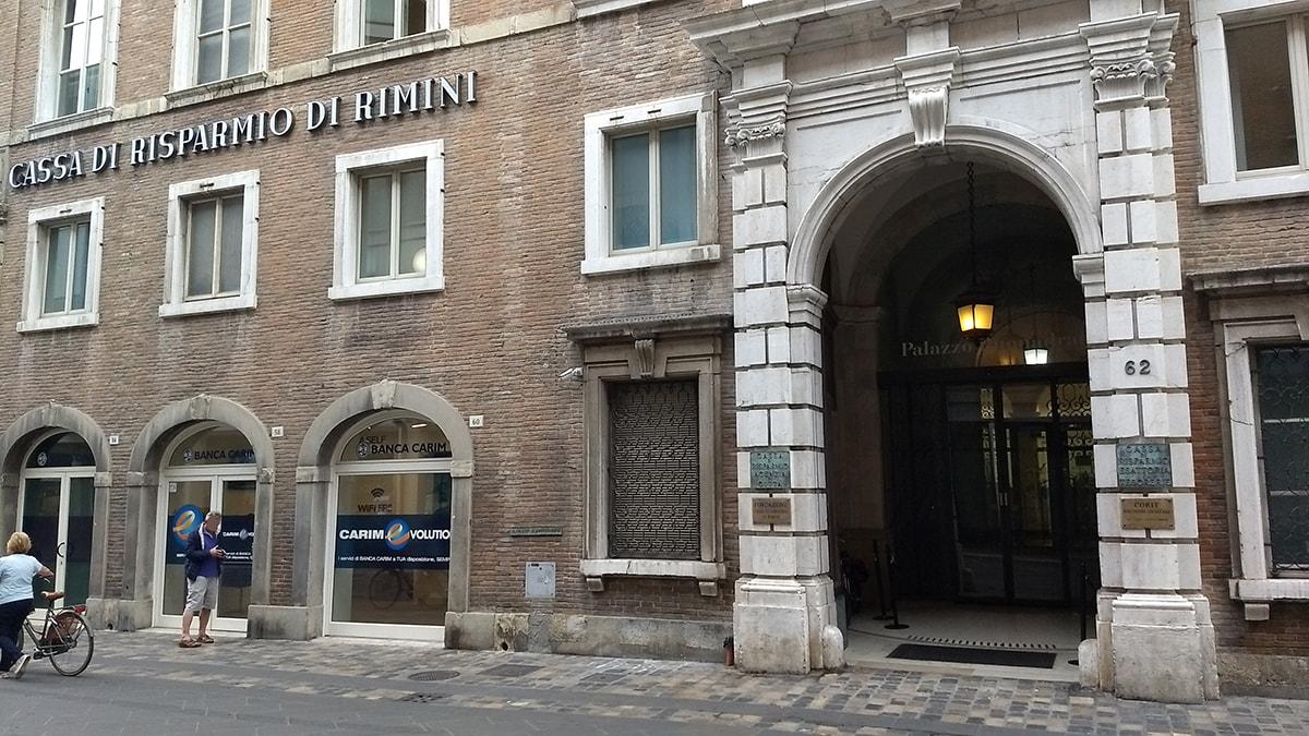 """""""Fondazione Carim promuova un piano industriale della destinazione turistica"""""""