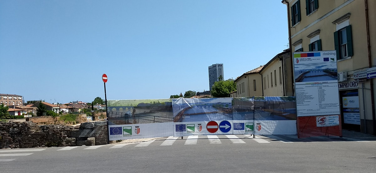 """""""Fermate lo scempio sulle mura malatestiane"""": la mozione urgente di Rufo Spina in consiglio comunale"""
