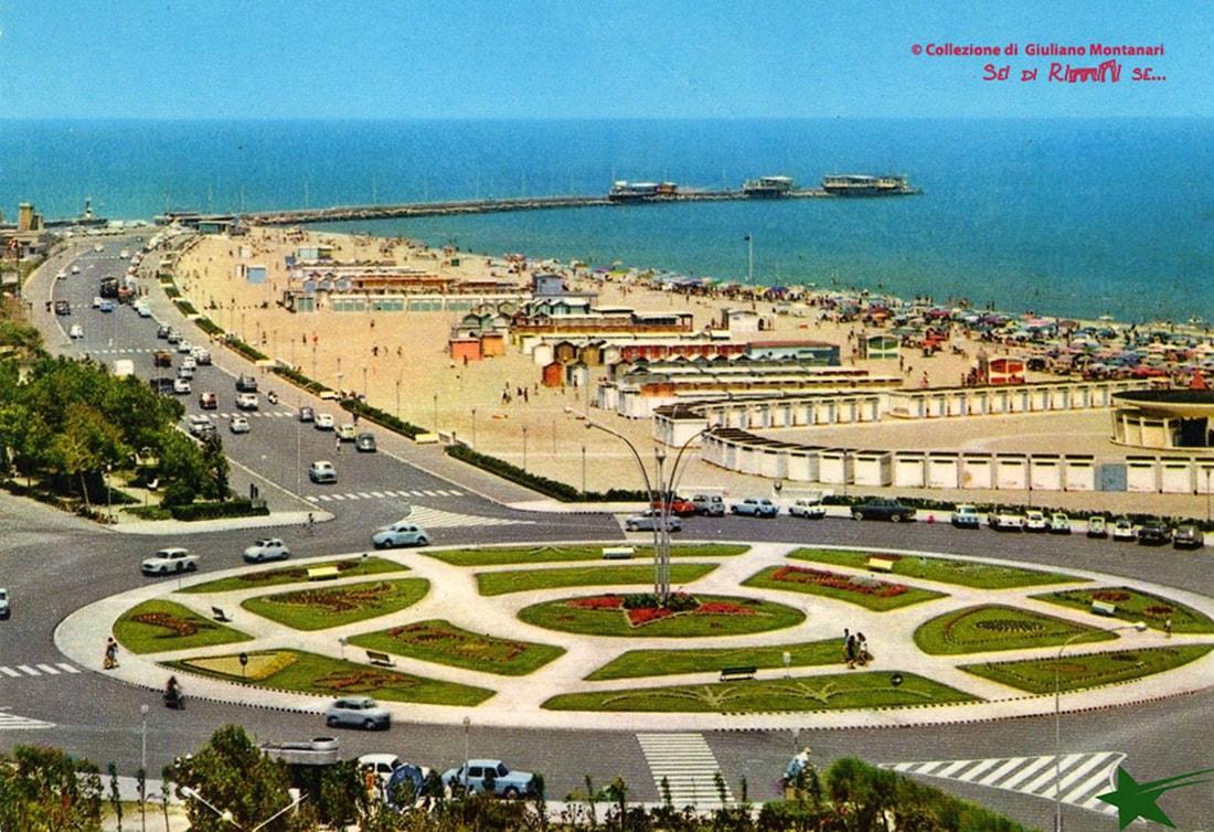 La lettera: quando le rotonde erano belle (e Rimini felix)