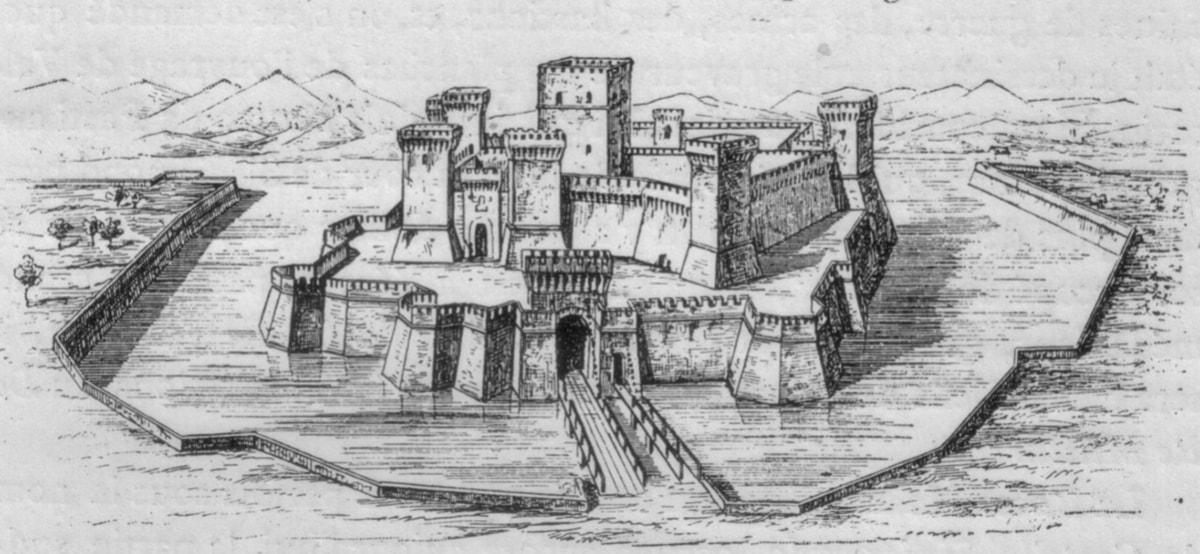 Castel Sismondo non appartiene a Fellini