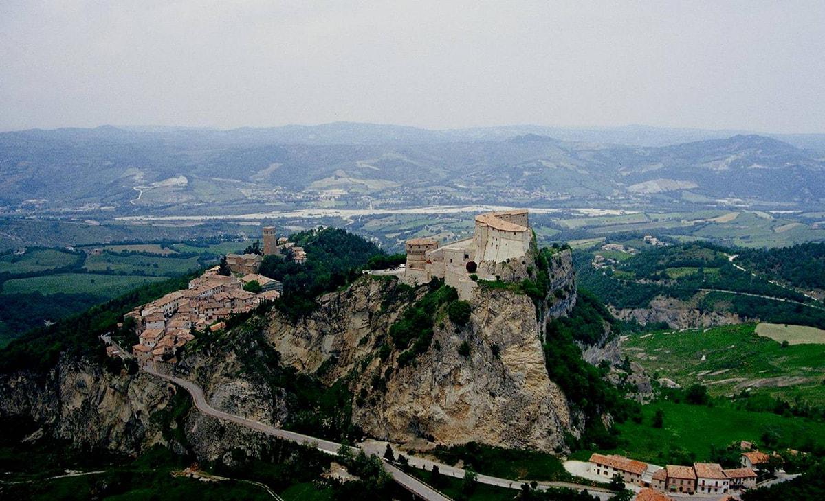 Sorpresa: la Rocca di San Leo è il quarto monumento più visitato in Emilia Romagna