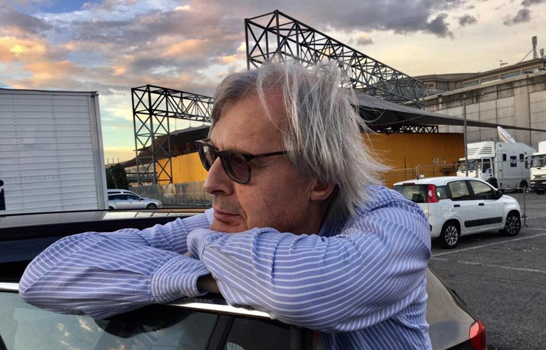 """Ponte di Tiberio, Vittorio Sgarbi: """"Le passerelle snaturano quel luogo"""""""