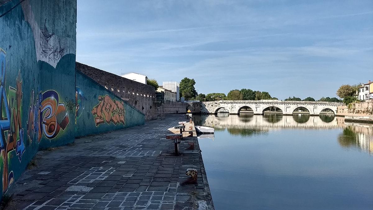 """""""Laboratorio aperto"""" del ponte di Tiberio: così si spendono quasi 2 milioni di euro"""