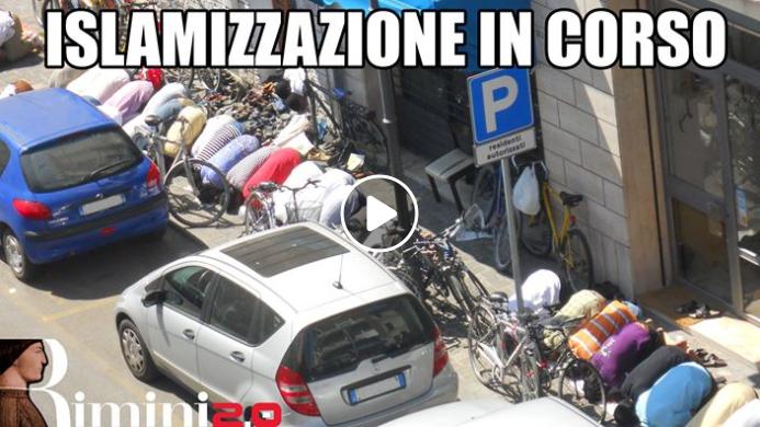 Islamizzazione in corso