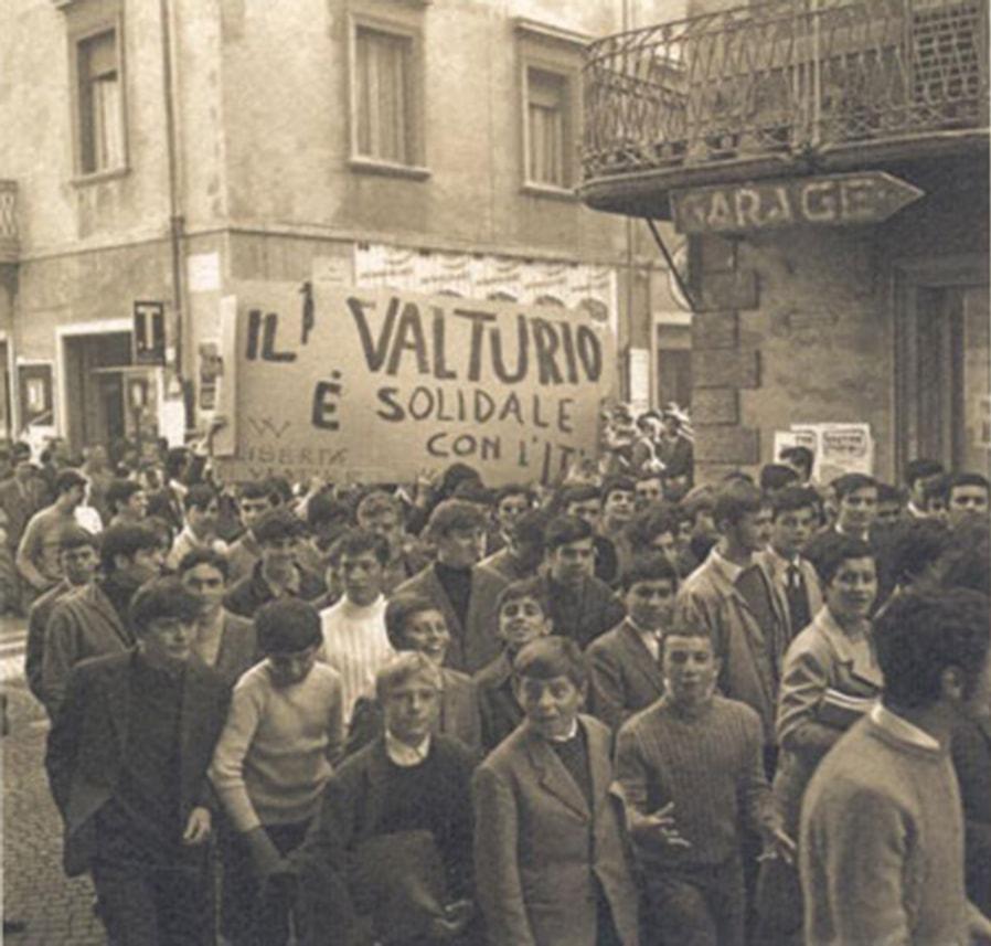 Il Sessantotto a Rimini 50 anni fa