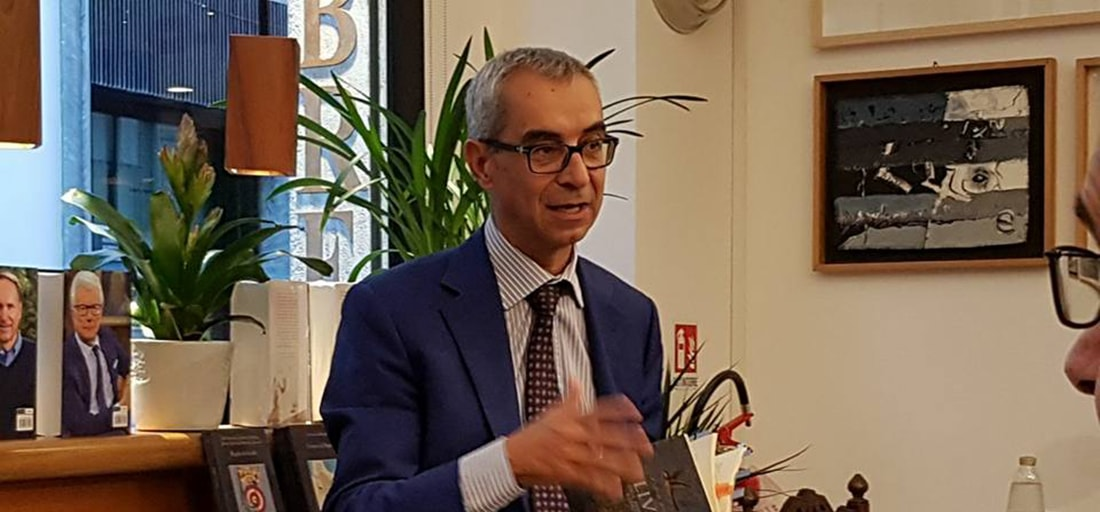 Paolo Biondi indaga i misteri dell'Ara Pacis